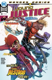 Young Justice no. 14 (2019 Series)