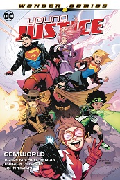Young Justice Volume 1: Gemworld TP