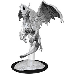 Dungeons and Dragons: Nolzur's Marvelous Unpainted Miniatures Wave 11: Young Red Dragon