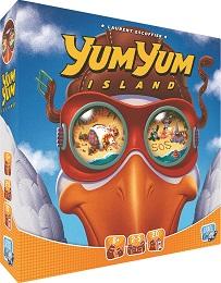 Yum Yum Island Board Game