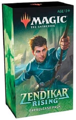 Magic: Zendikar Rising Pre-Release Kit
