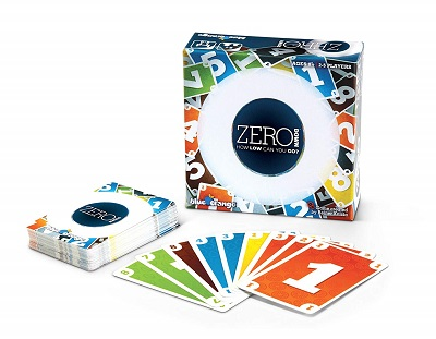 Zero Down Card Game