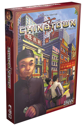 Chinatown 2nd Edition Board Game