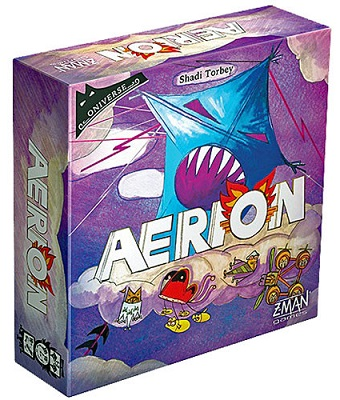 Aerion Card Game