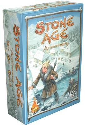 Stone Age: Anniversary Edition Board Game