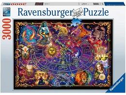 Zodiac Puzzle - 3000 Pieces