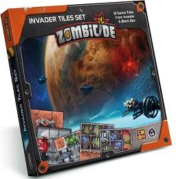 Zombicide Invader: Tiles Set