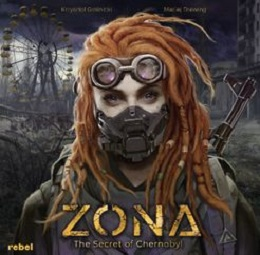 Zona Board Game - Rental