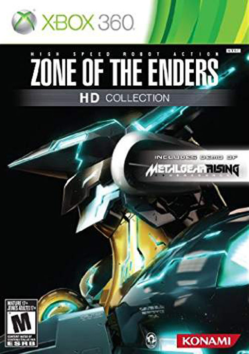 Zone of the Enders - Xbox 360