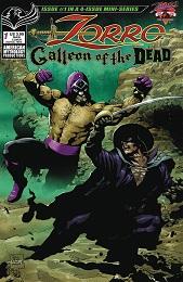 Zorro: Galleon of the Dead no. 1 (2020 Series)