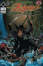 Zorro: Galleon of the Dead no. 2 (2020 Series)