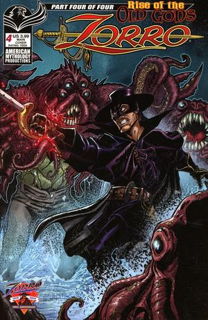Zorro Rise of the Old Gods no. 4 (2019 Series)
