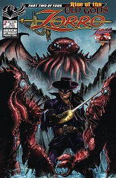 Zorro Rise of the Old Gods no. 2 (2019 Series)